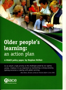 Older People's Learning Policy cover008